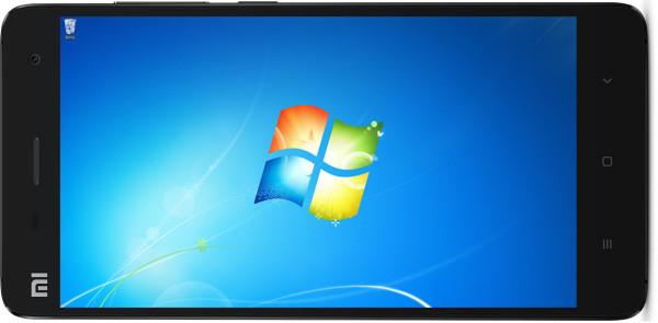 安卓和苹果手机装WindowsXP PC系统教程,手机当电脑用