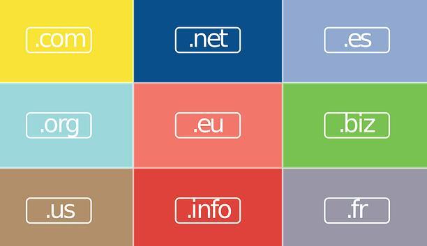 个人博客网站使用个性化的域名好还是普通的com域名好?