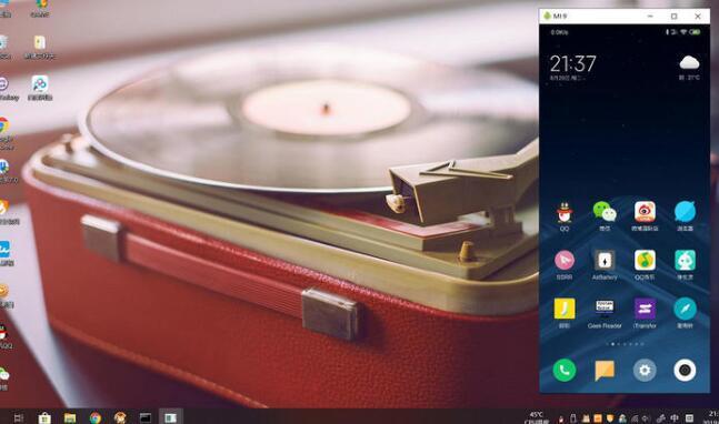 这个开源工具可以用鼠标键盘来控制手机