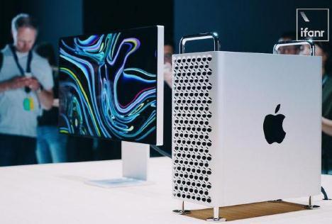 史上最强的苹果电脑新MacPro售价23万起