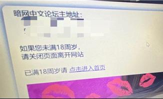 """无锡警方成功破获全国首起""""暗网""""平台案件"""