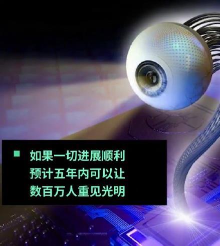 香港科大设计出世界首个3D人工眼球,或比人眼成像更清晰