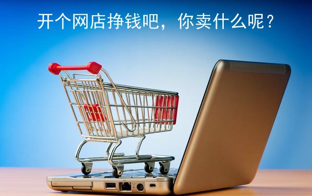 如果你开一家网店,你想卖什么?