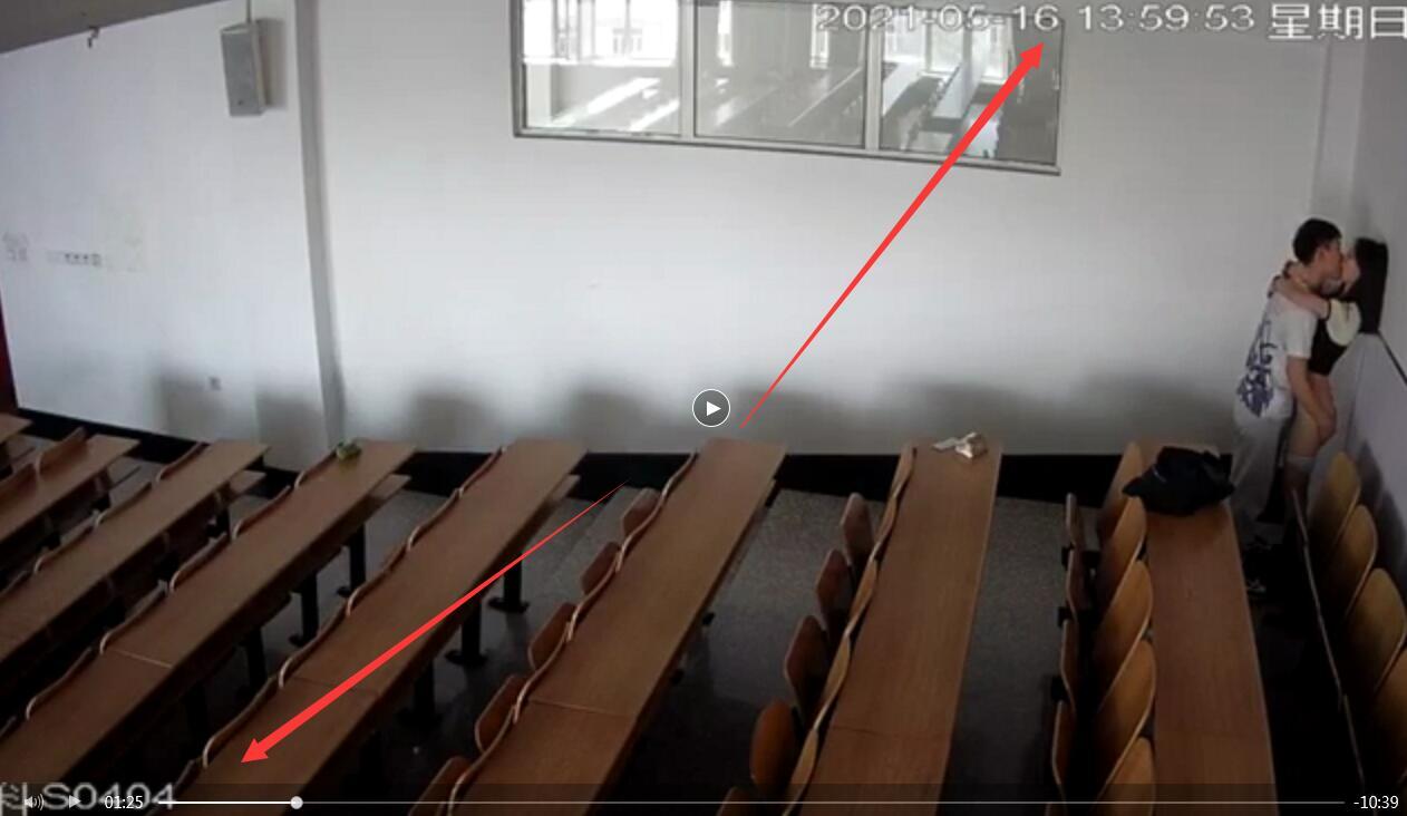 黑龙江科技大学监控视频